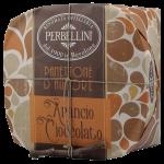 Panettone mit Orangen und Schokolade