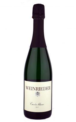 Weinrieder Winzersekt Cuvée blanc Brut