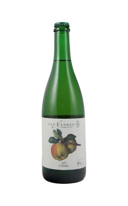 Apfel-Cidre trocken