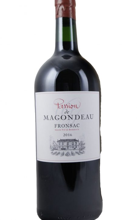 Fronsac AOC Passion de Magondeau Doppelmagnum