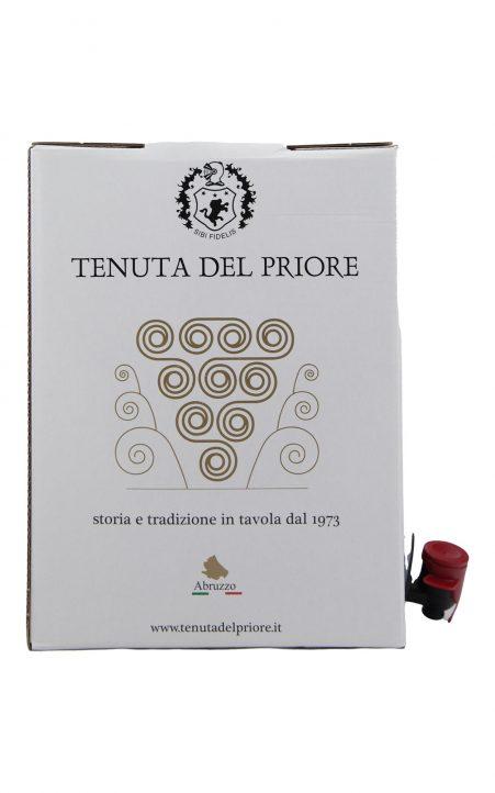 Priore Montepulciano d'Abruzzo DOC Bag in Box