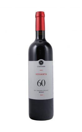 Sessanta 60 Maremma Toscana DOC Rosso