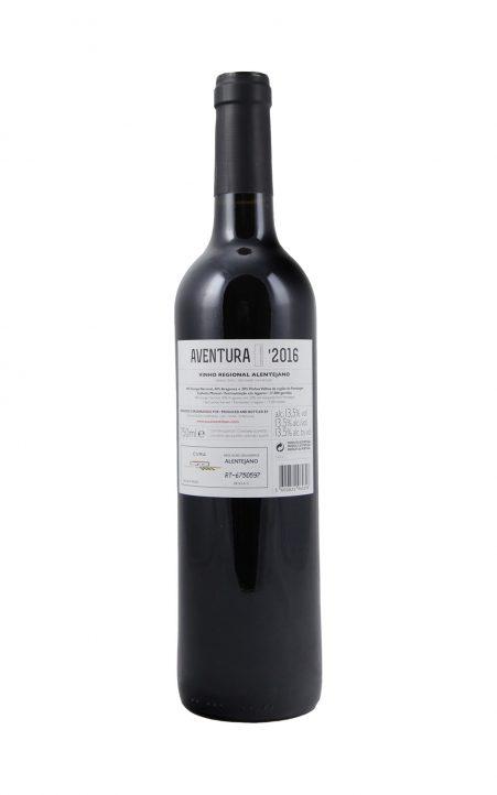 Aventura Red Vinho Regional Alentejano Serra de Sao Mamede