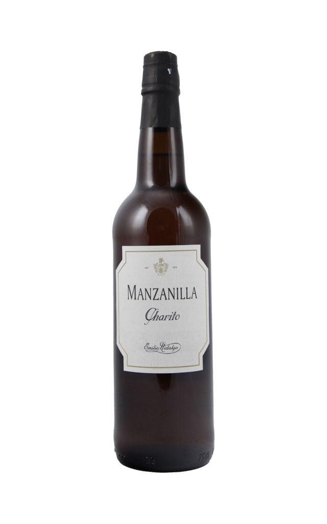 Charito Manzanilla Sherry