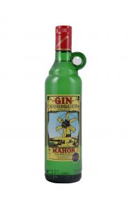 Gin de Menorca Mahon