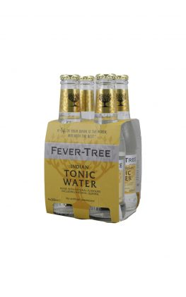 Indian Tonic Water Premium 4er Pack