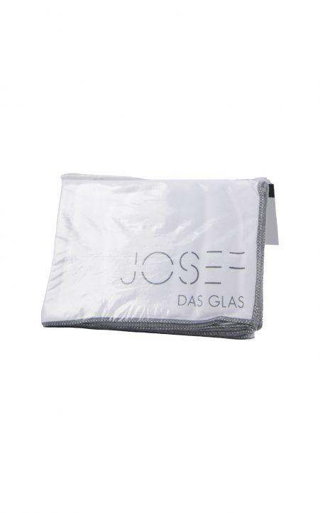 Josef Glas-Poliertuch 70x47 cm gestrickt 1 Stk