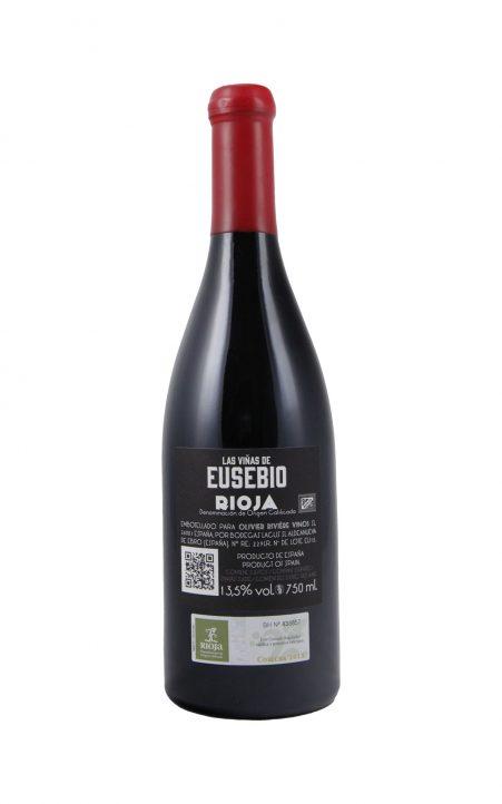 Las Vinas de Eusebio Rioja DOCa