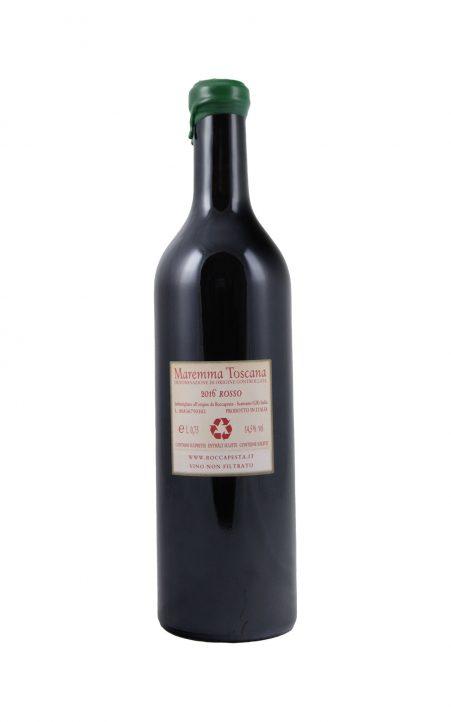Masca Rosso Maremma Toscana DOC