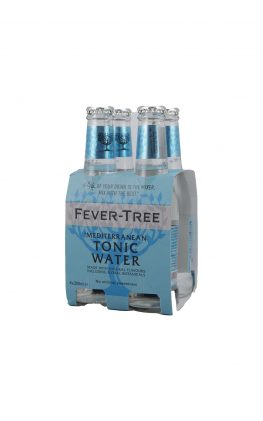 Mediterranean Tonic Water 4er Pack