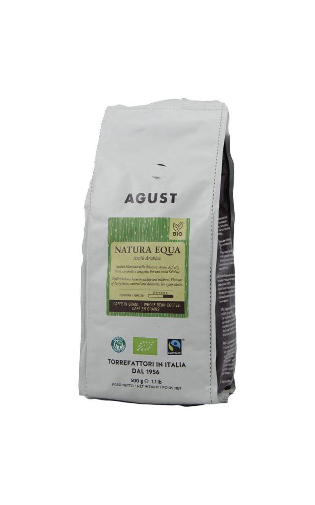 Natura Equa Kaffee 100 Arabica ganze B Fairtrade Bio