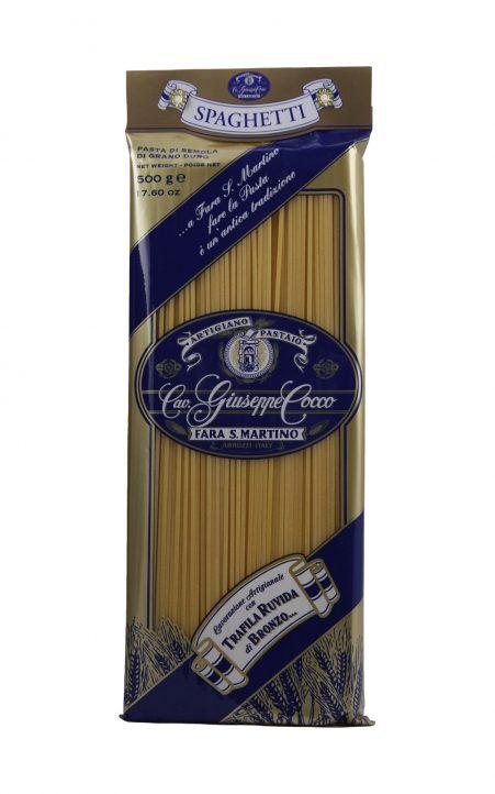 Spaghetti Trafila Ruvida