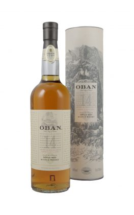 Whisky Single Malt Oban 14 YO